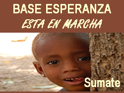Sumate al Proyecto Base Esperanza