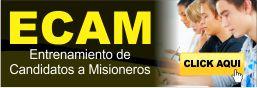 entrenamiento de candidatos a misioneros