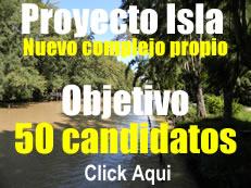 Conoce el Proyecto Isla 2015